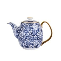 Iris Maison Florence Bone China Teapot