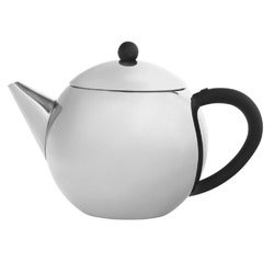 Capital Kitchen Stainless Steel Teapot with Infuser, 1.25L