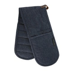 Capital Kitchen Shoreditch Denim Double-Oven-Glove