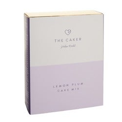 The Caker Lemon Plum Cake Mix