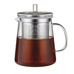 Momento Cafe Glass Teapot with Infuser
