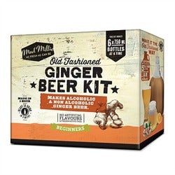 Mad Millies Old Fashioned Ginger Beer Kit