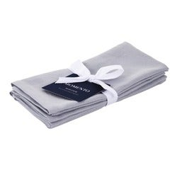 Momento Mayfair Napkin, Grey, Set of 4