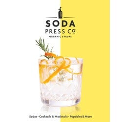 Soda Press Mixology Booklet