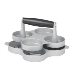 Davis & Waddell BBQ Slider Mini Burger Press
