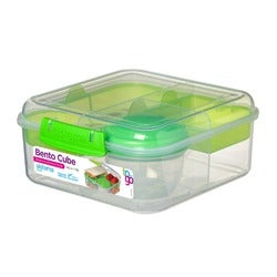Sistema To Go Bento Cube, Assorted Colours