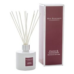 Max Benjamin Cloves and Cinnamon Diffuser, 150ml