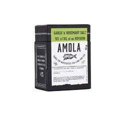 Amola Salts Garlic & Rosemary
