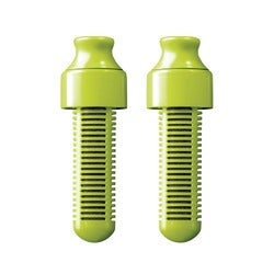 Bobble Filter For 550ml or 1L, Lime, 2 Pack