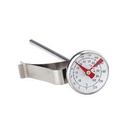 Cuisena Milk Thermometer With Clip, 14cm