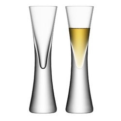 LSA Moya Liqueur Glasses, 2 Piece
