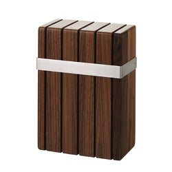 Capital Kitchen Signature Walnut Knife Block