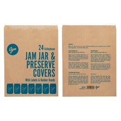 Agee Jam Jar and Preserve Covers