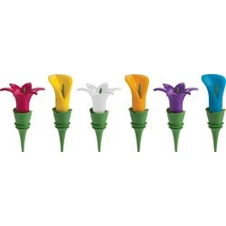 Trudeau Flower Bottle Stoppers