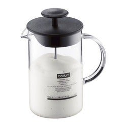 Bodum Latte Milk Frother Glass, 250ml
