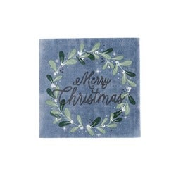 Christmas Joy Merry Christmas Napkins 20 Pack