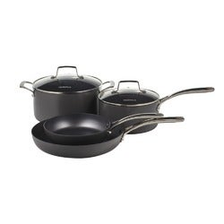 FourWalls Chef Gourmet Cookware, Set of 4