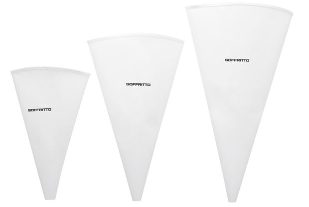Soffritto Piping / Pastry Bag Set, 6 Piece
