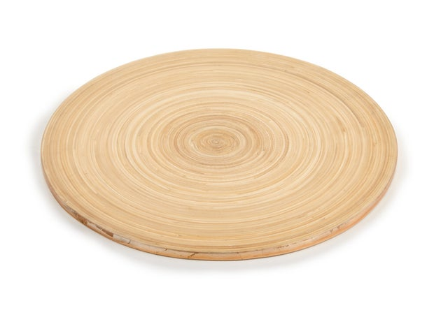 Momento Oro Placemat, Bamboo/Gold, 30cm