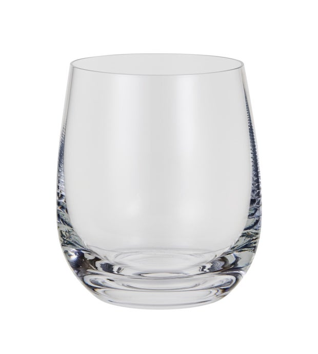Momento Crystalline Double-Old-Fashioned Glasses, Set of 4, 460ml