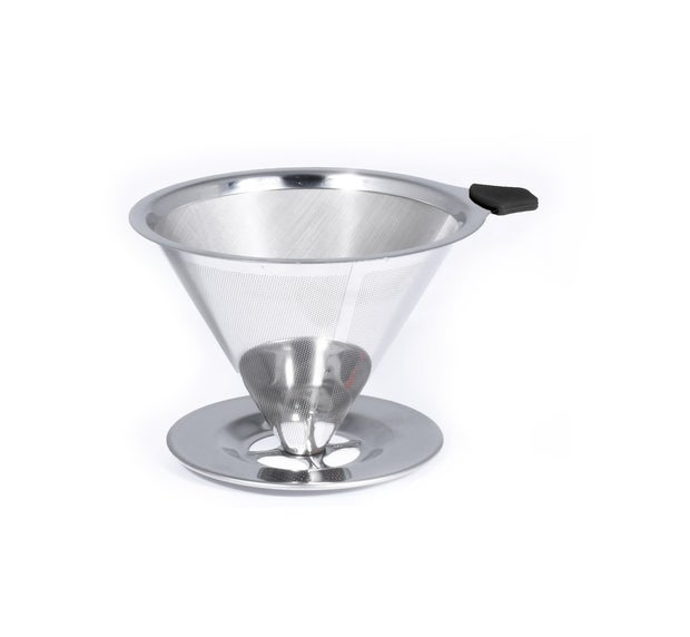 Bialetti Pour Over Filter, 2 Cup