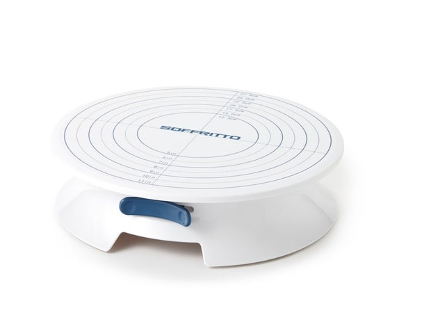 Soffritto Cake Turntable, 30cm