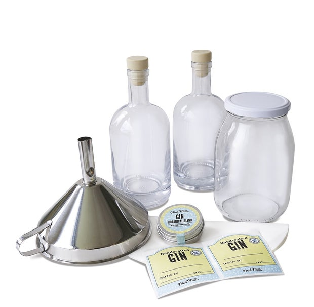 Mad Millies Handcrafted Gin Kit