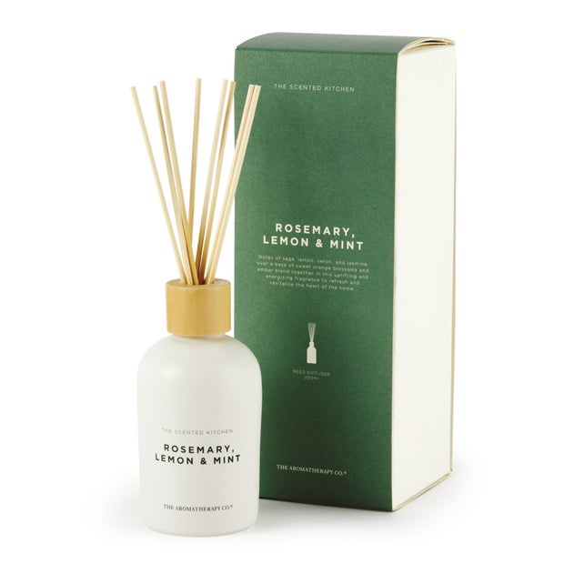 The Aromatherapy Co. Rosemary, Lemon & Mint Diffuser, 200ml