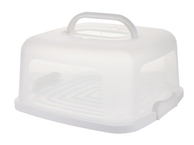 Capital Kitchen Cake Carrier, Square, 33cm