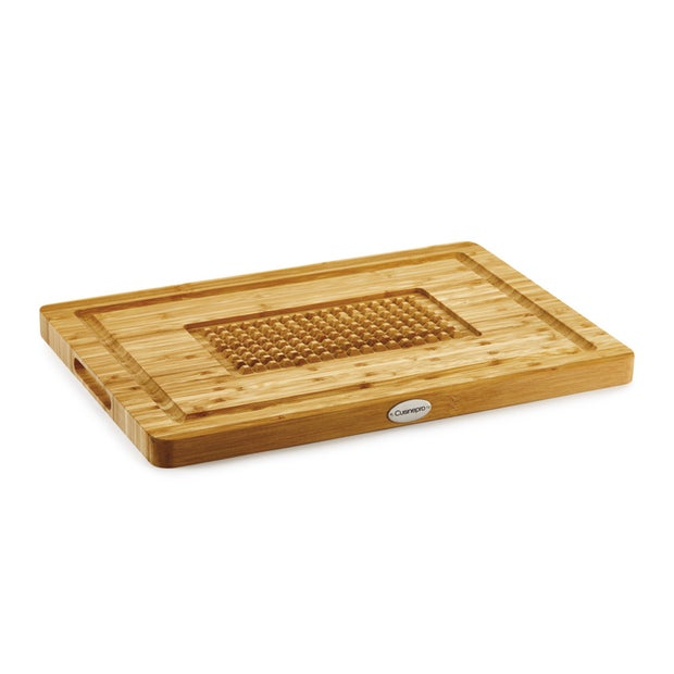 Cuisinepro Bamboo Carving Board, 45x32cm
