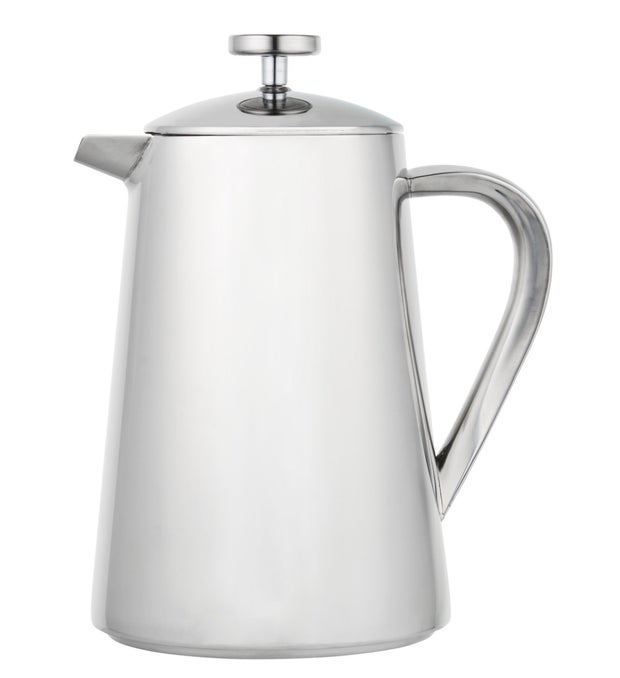 Capital Kitchen Cafe Double Wall Plunger, 8 cup