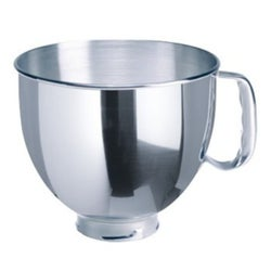 KitchenAid Stainless Bowl with Handle, 4.7L