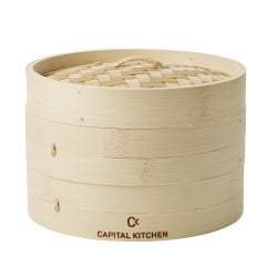 Capital Kitchen Fusion Bamboo Steamer, Large