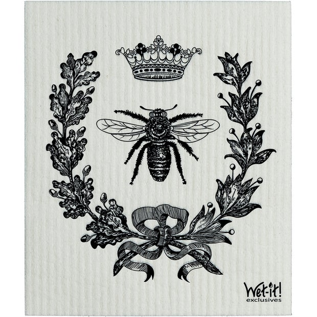Florence Dish Cloth, French Bee