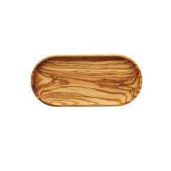 Momento Camden Olive Wood Serving Dish Oval, 32cm