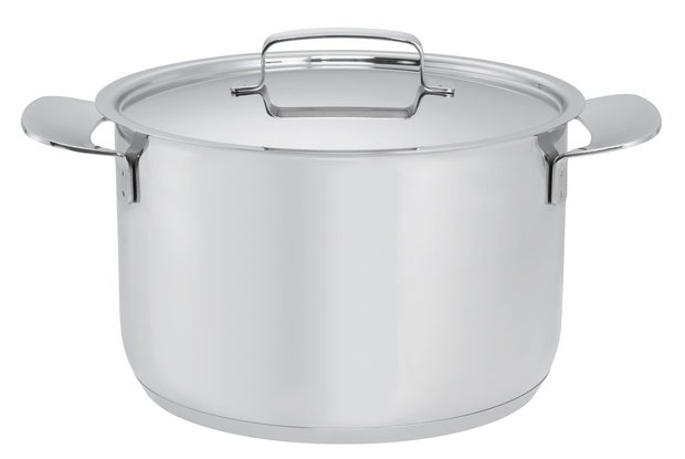 Fiskars All Steel Casserole, 5L